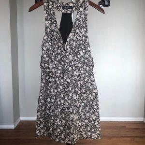 All Saints Print Eviana Dress